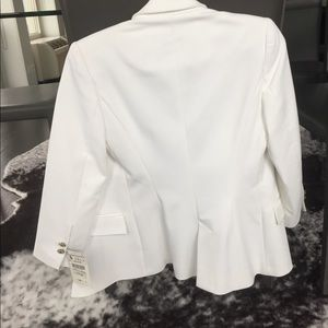 Zara Jackets & Coats - NEW White Zara Blazer Size Small