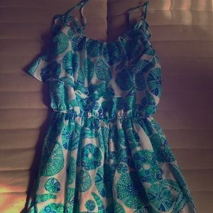 Lilly Pulitzer for target dress- worn less than 5x
