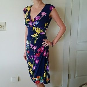 Ralph Lauren wrap dress