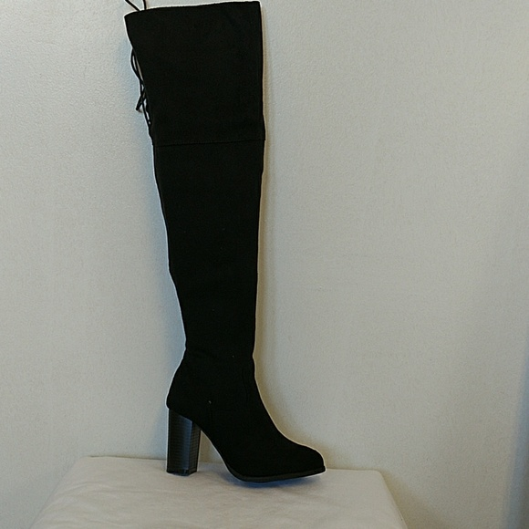 a72fdc256f9 OVER-THE-KNEE BOOT