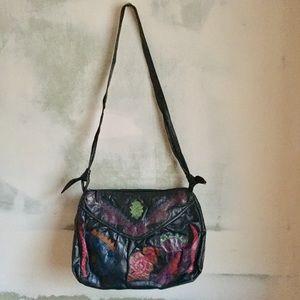 Handbags - Hobo Vintage Patchwork Leather Purse