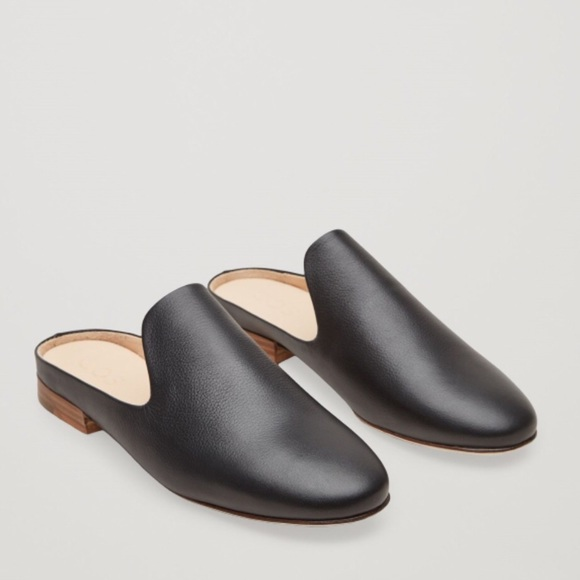 0b26210d29 COS Shoes - Slip-On Leather Loafers