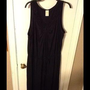 Maxi dress by Faded Glory size 3X