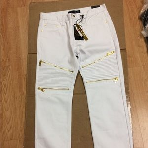 Other - New zipper jeans
