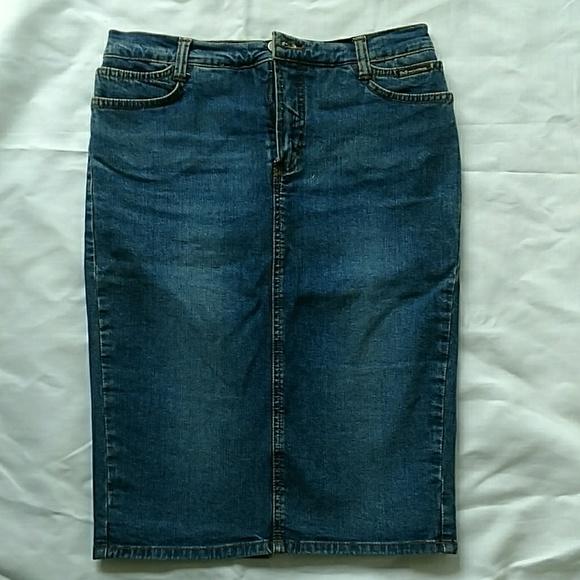 bf7d06f232 Dolce & Gabbana Skirts | Dolcegabbana Jeans Skirt | Poshmark