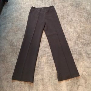 Chocolate brown Ann Taylor dress pants
