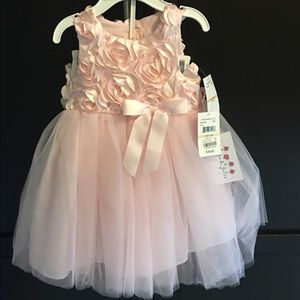 Brand New Adorable pink dress from Bloomingdales