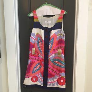 """Tibi Silk """"Pucci Print"""" Dress"""