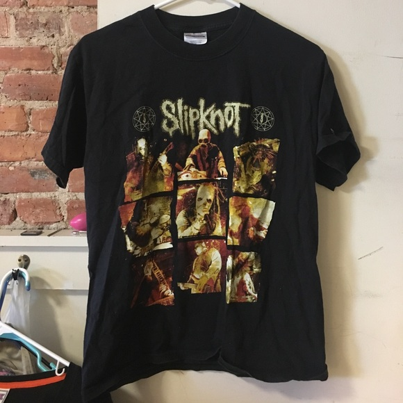 2796c048f Hanes Shirts | Slipknot Iowa Era Tee Shirt | Poshmark