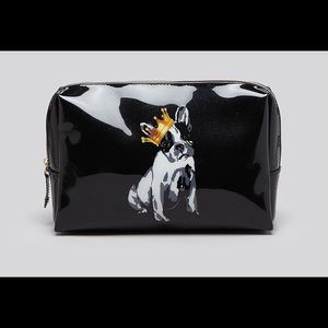 Ted Baker black cosmetic case