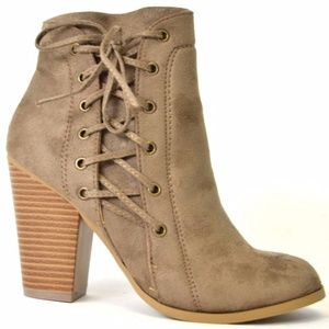 Shoes - ***NEW***Angelina Ankle Booties***