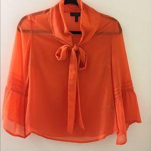 Flowy Jessica Simpson blouse