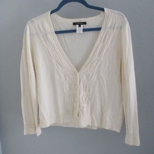 Nanette Lepore Cropped Cardigan