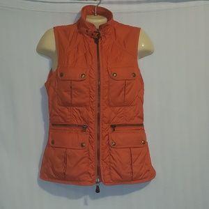 Ralph Lauren Sport Orange Vest