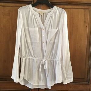 NEW! Michael Kors blouse.
