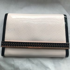 Ted Baker Patent Leather iPad Case Clutch