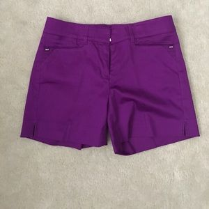 NWOT White House black market shorts
