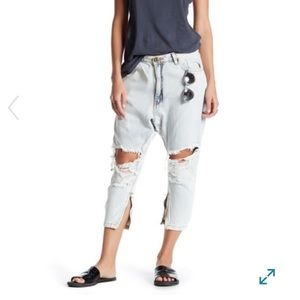 One Teaspoon Kingpin Boyfriend Jeans