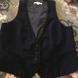 Black Women's Vest