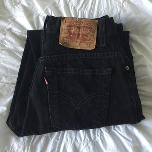 Vintage Levi 550 Mom Jeans