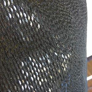 NWT Beaded Little Black Dress