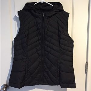 New York and Company Hooded Vest