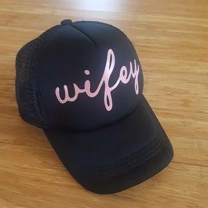 Accessories - Wifey Trucker Hat
