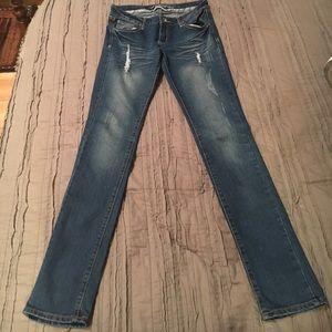 🔴Rue 21 5/6 long jeans