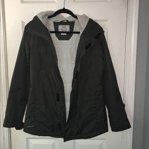 NIKE storm fit woman's coat