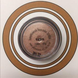 """Bare Minerals Loose Powder Eyeshadow """"True"""""""