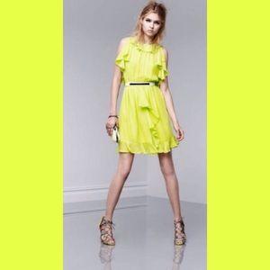 Prabal Gurung for Target Yellow Dress size 6