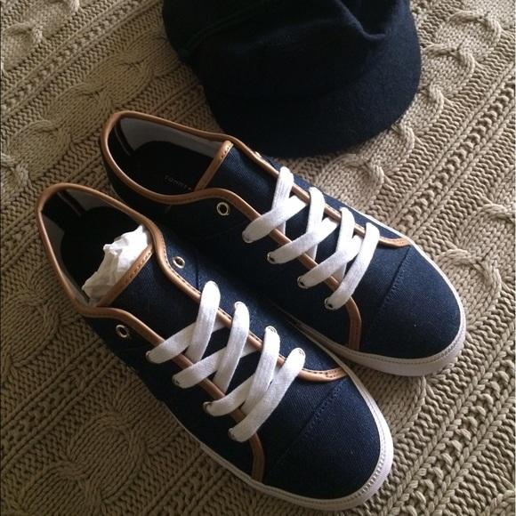 Hp Tommy Hilfiger Denim Sneakers