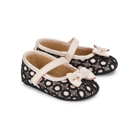 4ab31945ec85 kate spade Other - NIB Kate Spade Baby Lace Mary Jane Shoes