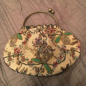 VINTAGE handbag/clutch