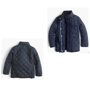 407080eccdc2 J. Crew Jackets   Coats - Boys  Sussex quilted jacket