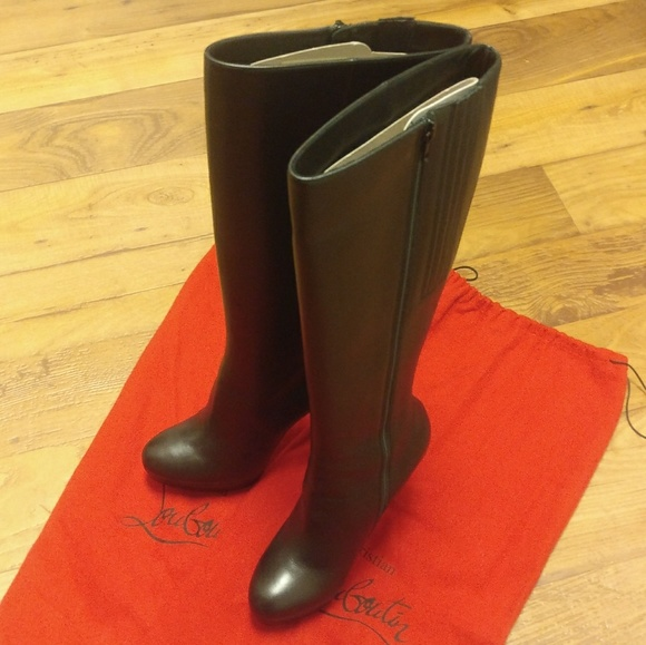 eeb9ab17a7a Christian Louboutin Bianca Botta Boots