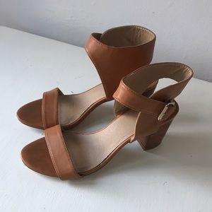 ASOS Leather Heel sz 9