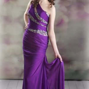 Maggie Sottero Dresses - Maggie Sottero Gown/Dress Winter Formal/Prom--6