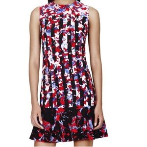 Peter Pilotto x Target Red Striped Dress