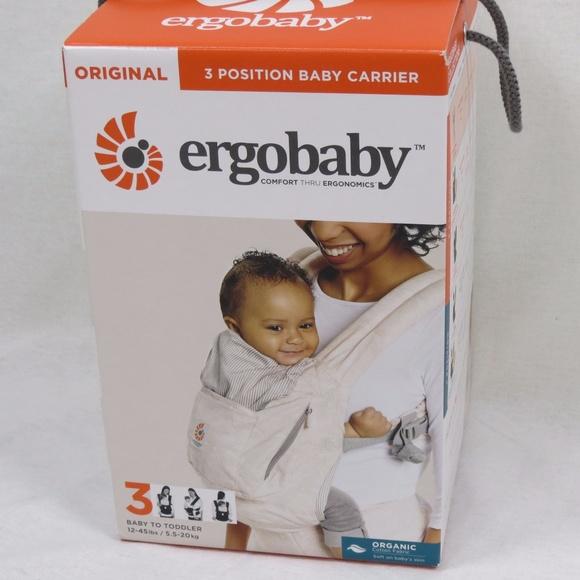 765ce4780f8 ergobaby Other - new ergobaby Organic Baby Carrier  Rose Harmony