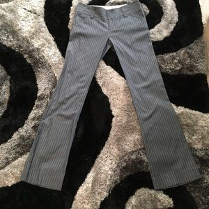 NEW Alice + Olivia Grey pants size 2