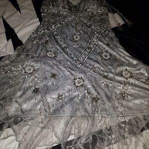 Sue Wong Nocturne dress Sz 10