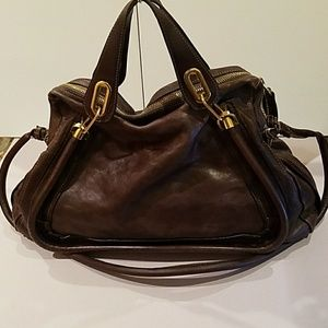 Chloé Paraty Bag Large