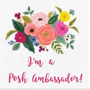 Accessories - I am a Posh Ambassador 💕💕