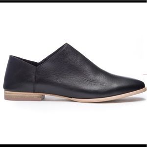 Chinese Laundry Black Owen Leather Loafer