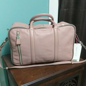 NWT Pink Leather SEE by Chloe Full Zip Tote