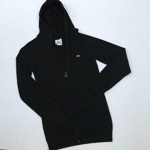 Lacoste zip up Sweater
