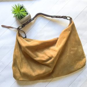⚡️New arrival!⚡️GAP Real Suede Hobo Bag