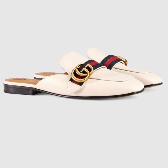 6c5ad9e78065 Gucci Shoes - Gucci Peyton slip on loafer mules 39