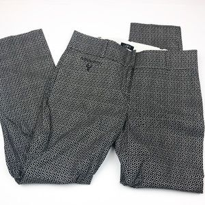 LOFT Zoe Ankle Pants, Grey